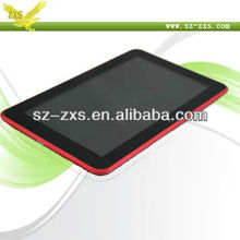 "ZXS-9"" Android 4.1.1 MTK6577 Dual core Cortex A9 1GHZ Capacitive 800*480 dual camera bluetooth 3G phone call GPS tablet"