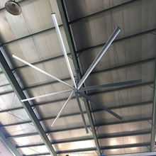 24ft HVLS Industrielle Ventilateur De Plafond Grand pour Usine