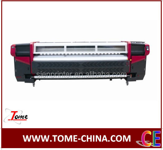 Guangzhou crystaljet 4000 series SPT 510 head printer