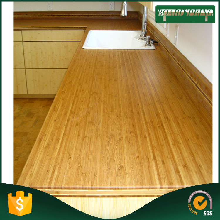 wholesale bamboo kitchen plank , solid bamboo ply wood 28mm