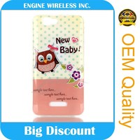 6 months guarantee funny case for samsung galaxy note3