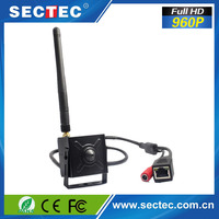 sectec 960p metal hd pinhole wifi wireless ip secret camera