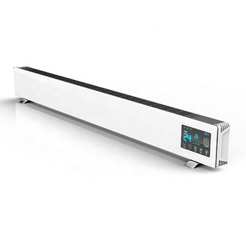 Heat quickly large heating area  convector baseboard heater