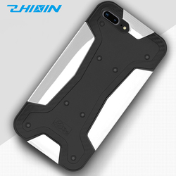 Luxury phone protective shell mobiles cell phone case for iphone 7 / 8 plus