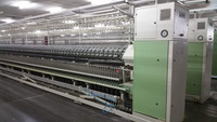 India Second Hand LMW LR60_AX UsedRing Spinning Frame Machine