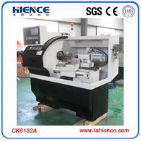 CK6132A cnc machine metal turning center