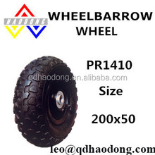 200x50 High quality dolly wheel for sale