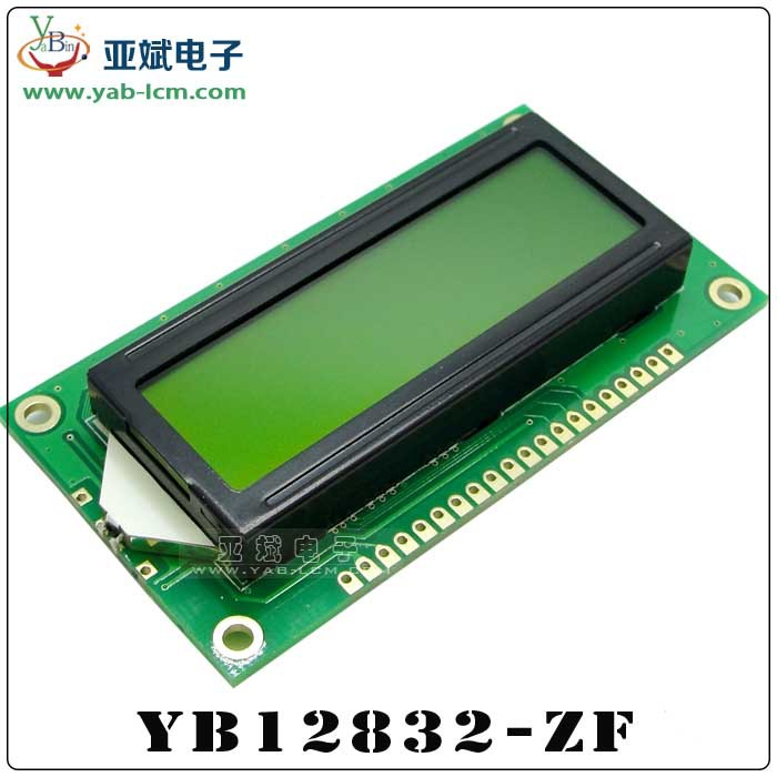 oled lcd display module,128x32 graphic lcd screen display