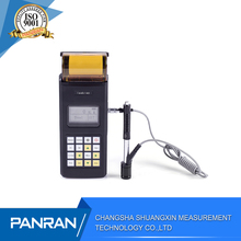 Portable bronze hardness tester pen type with Large screen LCD display