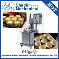 Tasty pie crust machine with good quality