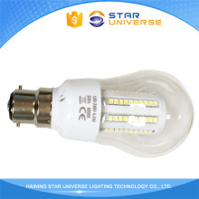 Alibaba Silver /White Surface Color 10W/15W Led E27 Bulb 220V