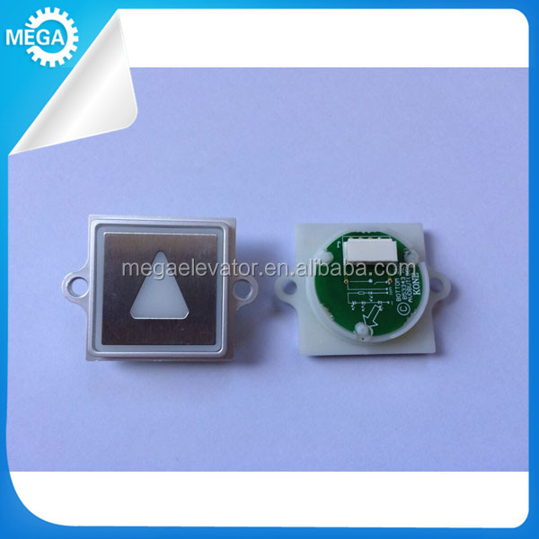 kone elevator square button ,kone elevator push buttons with ear,KM863233H03