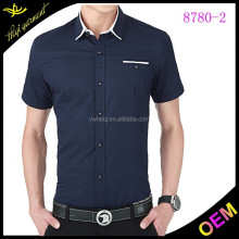 2015 hot sale office uniform shirts for men