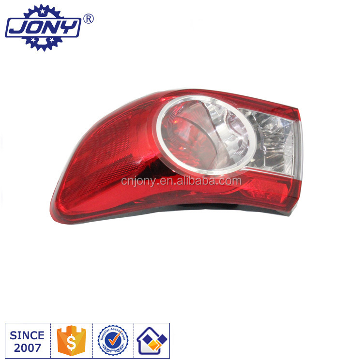 Body auto parts corolla 2010 LED TAIL LAMP FOR COROLLA