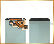 2017 Chinese Phone Spares LCD for Samsung Screen with home key for Samsung i9500 i9502 i9508 i959