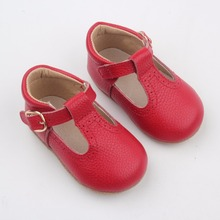 Wholesale Red Bottom Children Baby Girls Shoes