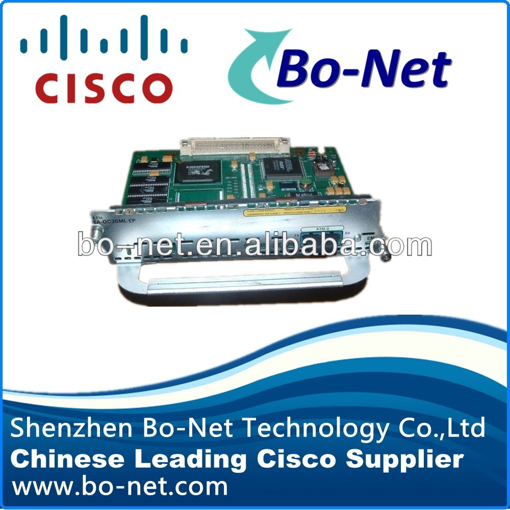 High quality CISCO NM-1A-OC3SML-EP 1-Port Network Module /hot and short
