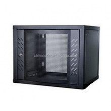 19'' Double Section Rack Mount Server Fan Cooling System With 4 Fans 1U