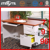 School Wooden Cheap Computer Desk,Desktop Computer Table Designs for Teacher and Students