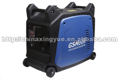 New 2.3kw EPA approval Gasoline electric start Inverter Generator