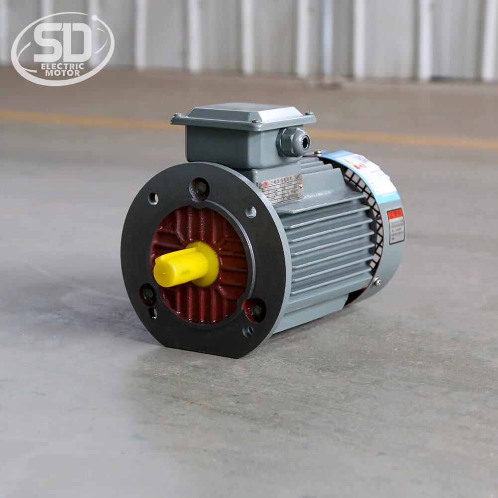 IE2 50HZ 60HZ 3 phase asynchronous 6 pole 1000RPM 1.1KW 1.5HP squirrel cage induction <strong>motor</strong>