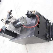 high quality 24v 12v Hydraulic power pack unit with hand control button