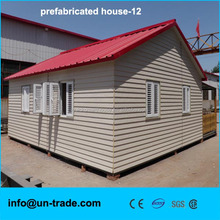 Low cost prefab house for office