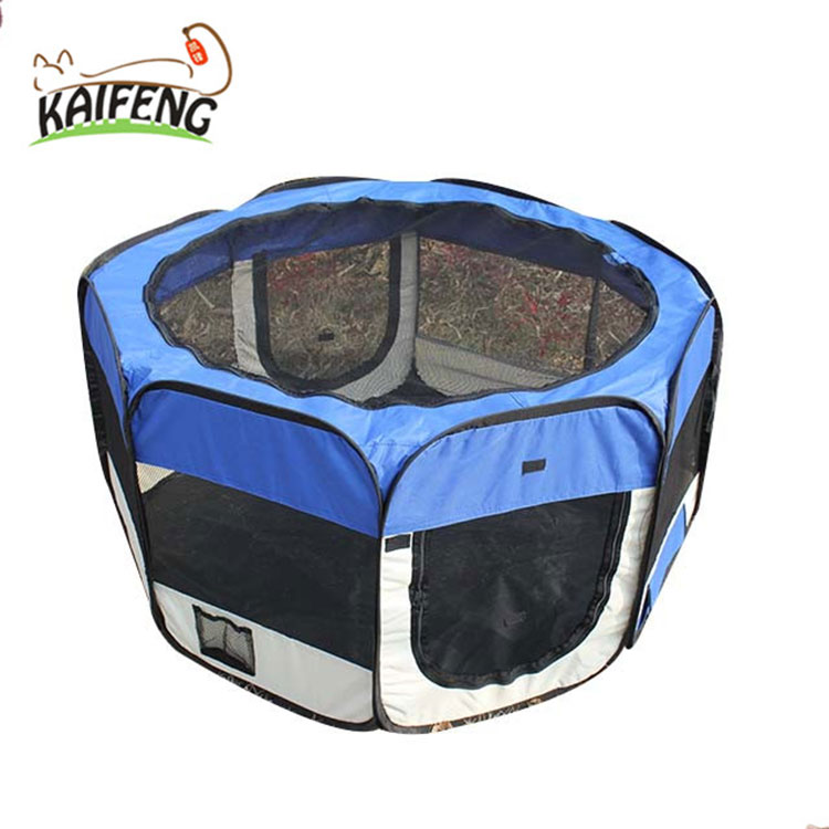 High-end Pet Products and Cats Application Mesh Window Pet Crate