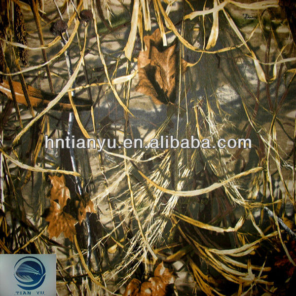 jungle real tree pattern ripstop camouflage fabric for army uniform chinese manufacture