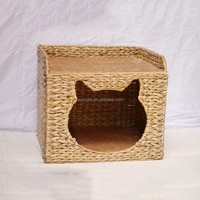 Guangzhou pet cat house , chunky kitten cat bed