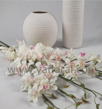 string of flowers artificial thailand orchid with real touch