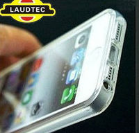 Ultra Thin Transparent Clear Crystal Soft tpu Case For iPhone 5 5g