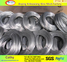Building Material Galvanized Wire/Galvanized Iron Wire(low carbon wire rod Q195)