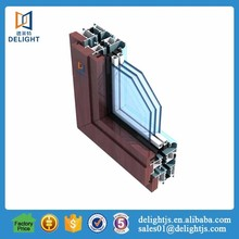 Durable high quality swing wood entrance window and doors for home furniture