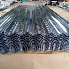 Full hard zinc roof sheet price for sale