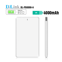 New product 2014 4000mah hot sale portable ultra slim power bank