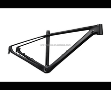 "29er carbon monocoque mtb bike frame, AR & thru-axle 29"" hardtail carbon mountain bike frame"