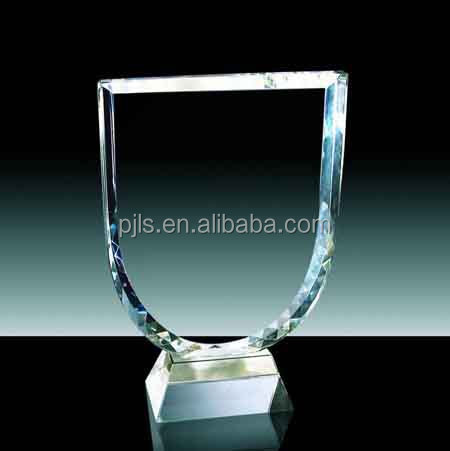 Wholesale Crystal Trophy, Crystal Glass Award, Crystal Plaque for Souvenir Gifts