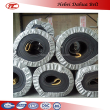 DHT-057 NN300 rubber belt conveyor transport belt for UK