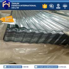 online shopping ! sgcc 28 gauge curve zinc corrugated metal roofing sheet with CE certificate
