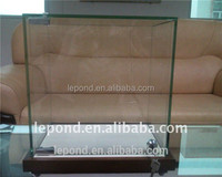 decorative package clear glass boxes