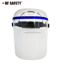safety clear face shield sanitary transparent plastic face mask