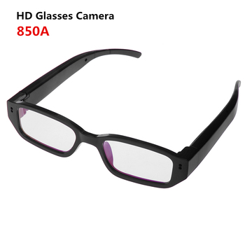 HD1080 30fps Hidden Glasses Camera Digital Video Recorder with Clear Lenses_32G TF_Build in Rechargerable Battery