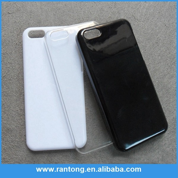 Factory sale fashionable blank phone cases for sublimation printing made in china