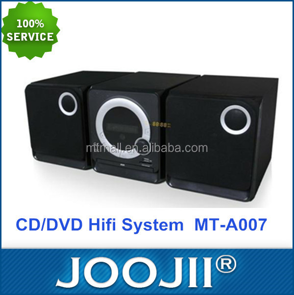 2015 Popular DVD Micro System for Home Theatre