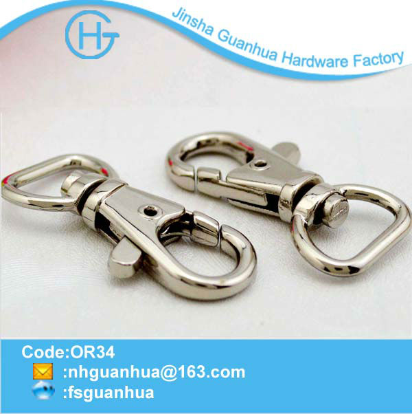 Trade price swivel snap buckle