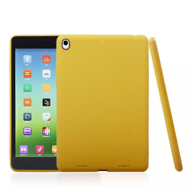 Best Price honeycomb TPU case for xiaomi mi pad 2 Tablet PC Cellular back cover