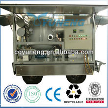 New Type Used Insulating Oil Purifier/Transformer Oil Reconditioning