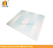 rectangle pvc panel decorative pvc ceiling board Ceiling Tiles Type Waterproof,Fireproof Function