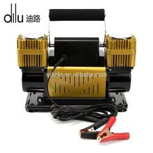 Invention new sealer and air compressor digital tire inflator for car